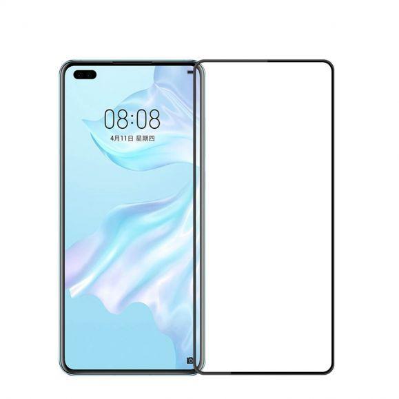 Protection d'écran en verre trempé full size pour Huawei P40