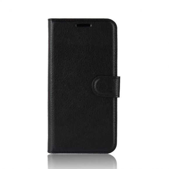 Housse Huawei P40 portefeuille style cuir