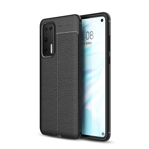 Coque Huawei P40 Finition Grainée en Gel