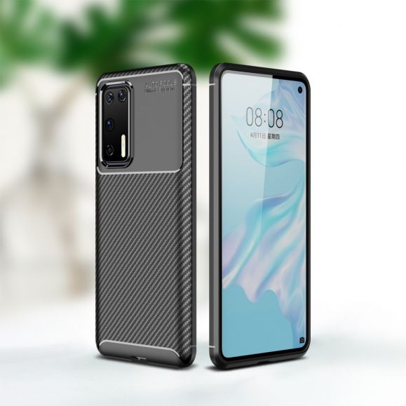 Coque Huawei P40 Karbon Classy