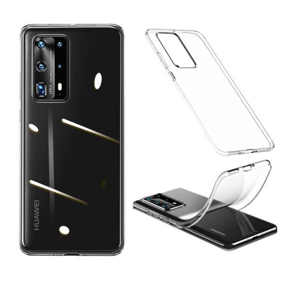 Coque Huawei P40 Baseus simple transparente