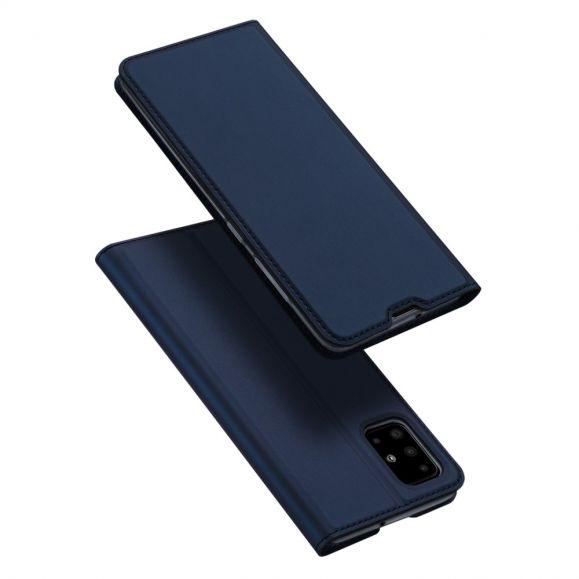 Housse Samsung Galaxy A71 revêtement satiné