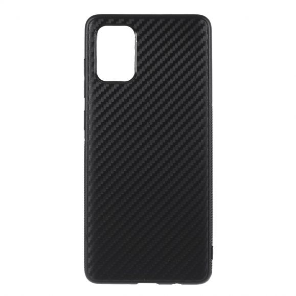 Coque Samsung Galaxy A71 carbone flex