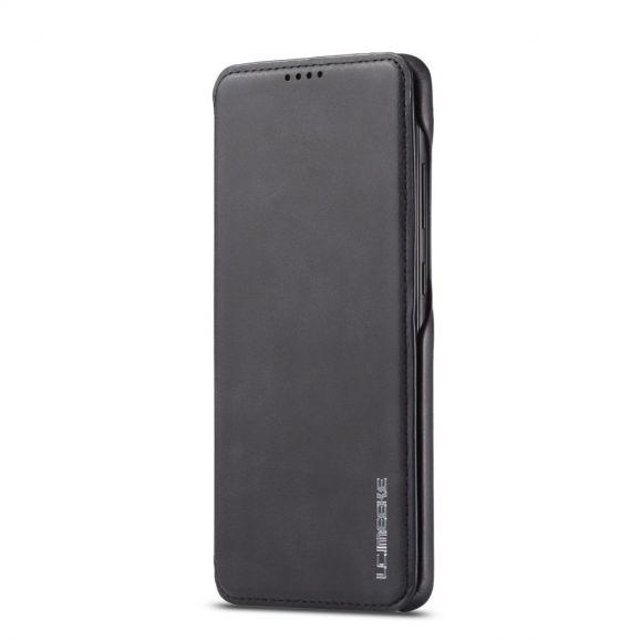 Coque Samsung Galaxy A51 LC.IMEEKE avec rabat simili cuir