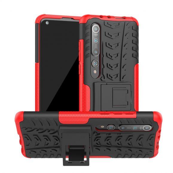 Coque Xiaomi Mi 10 / Mi 10 Pro CyGuard antidérapante avec support