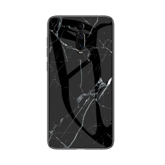 Coque Xiaomi Mi 9T / Mi 9T Pro Marbre Lina dos en verre