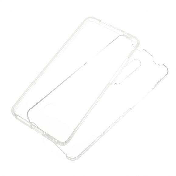 Coque Xiaomi Mi 9T / Mi 9T Pro transparente intégrale 2 pièces