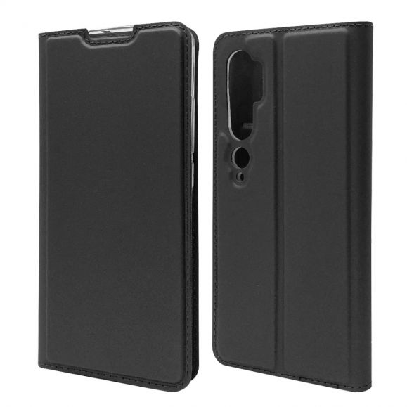 Étui Xiaomi Mi Note 10 / Note 10 Pro Business imitation cuir