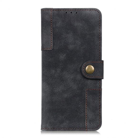 Housse OnePlus 8 Vintage Fonction Support