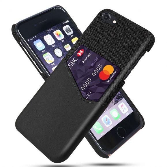 Coque iPhone SE 2020 Olympus Effet Cuir