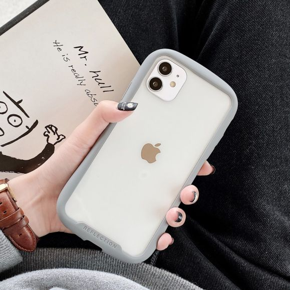 Coque iPhone 11 Silicone renforcé