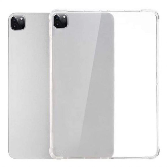 Coque iPad Pro 12.9 (2020) transparente angles renforcés
