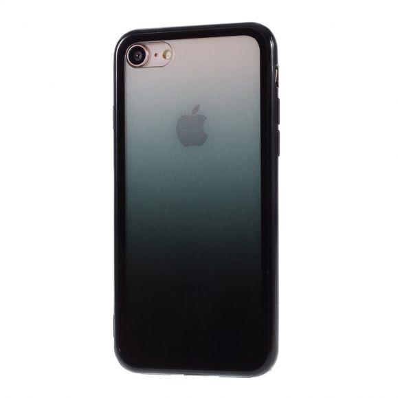 Coque iPhone SE / 8 / 7 Transparente Dégradée