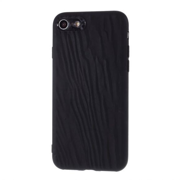 Coque iPhone SE / 8 / 7 effet vagues de sable