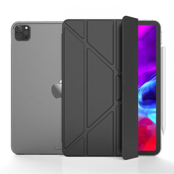 Smart cover iPad Pro 12.9 (2020) Origami multi angles