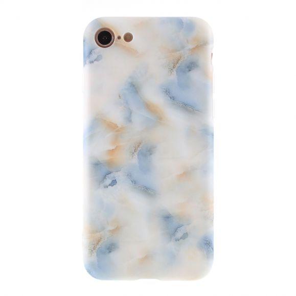 Coque iPhone SE / 8 / 7 imprimée marbre