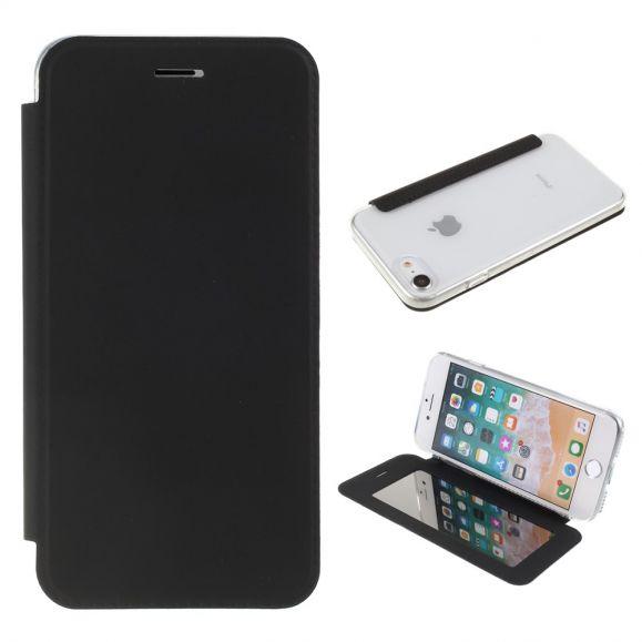 Coque iPhone SE / 8 / 7 avec rabat miroir intégré
