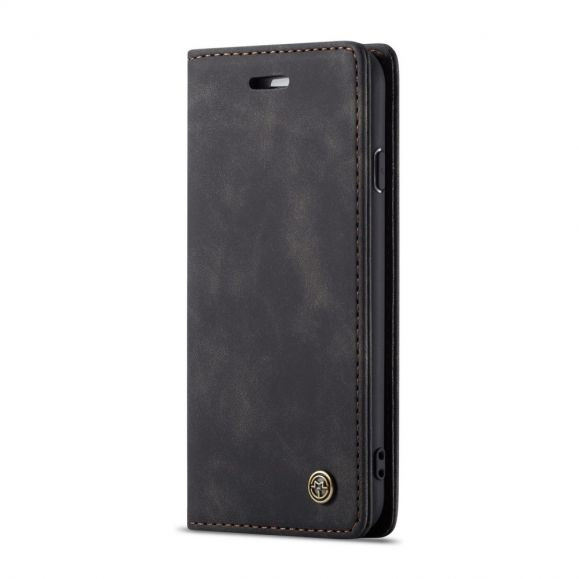 Housse iPhone SE / 8 / 7 Golias imitation cuir mat