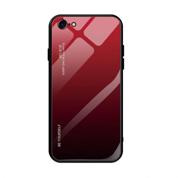 Coque iPhone SE / 8 / 7 dégradé de couleurs