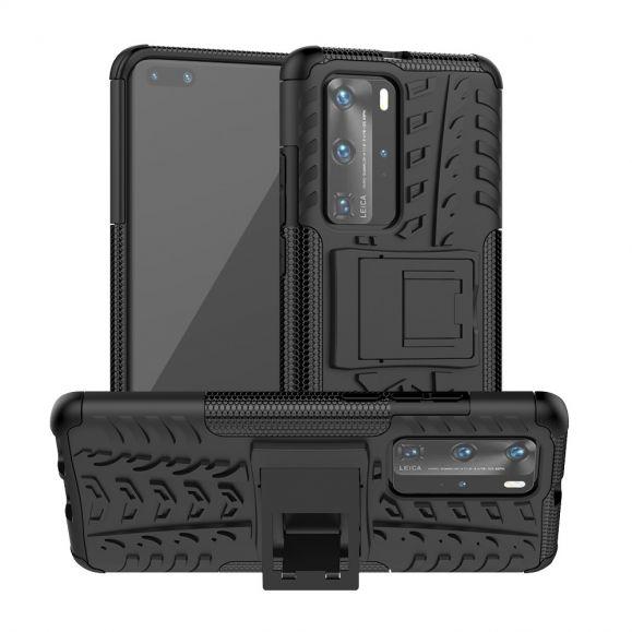 Coque Huawei P40 Pro antidérapante avec support intégré