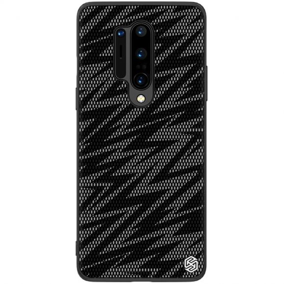 Coque OnePlus 8 Pro Shiny Series - Noir / Gris