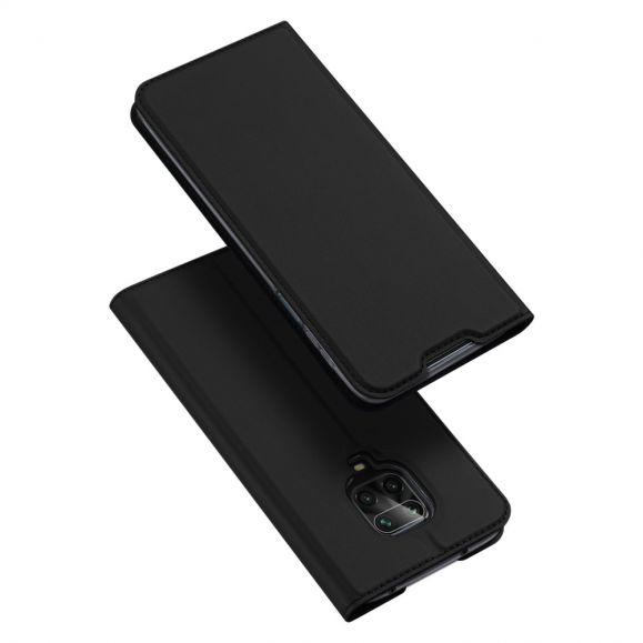 Housse Xiaomi Redmi Note 9S revêtement satiné