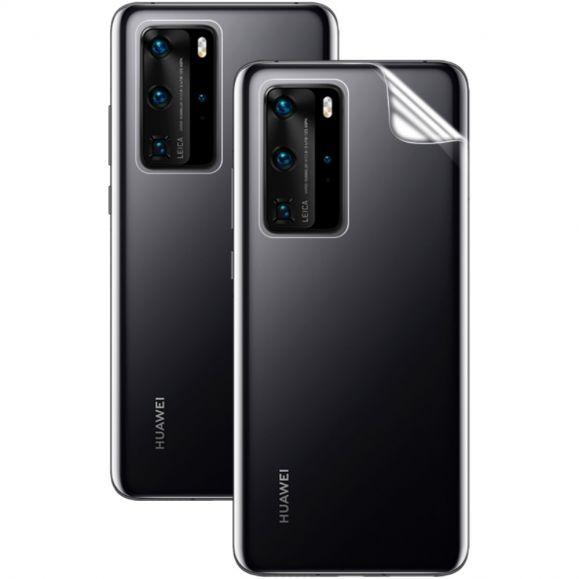 Huawei P40 Pro - 2 films de protection arrière en hydrogel