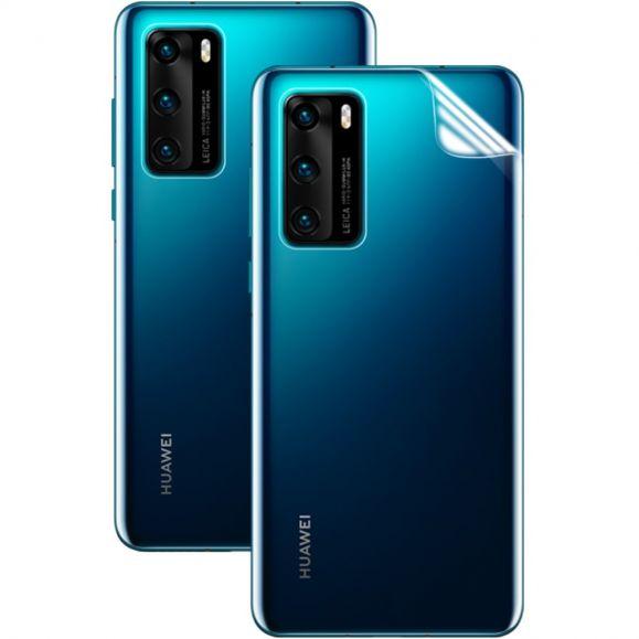 Huawei P40 - 2 films de protection arrière en hydrogel