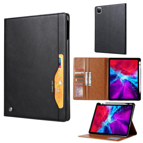 Housse iPad Pro 12.9 (2020) Stand Case Porte Cartes