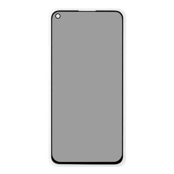 Huawei P40 Lite - Protection d'écran verre trempé et filtre de confidentialité