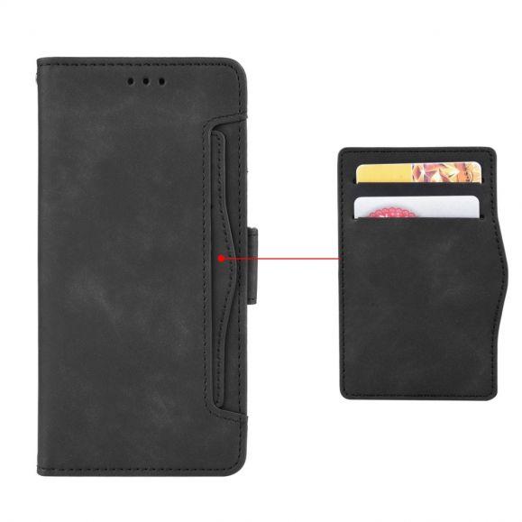 Housse OnePlus 8 premium portefeuille avec porte cartes