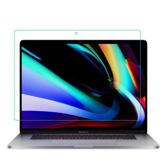 Protection d'écran MacBook Pro 16 pouces en verre trempé