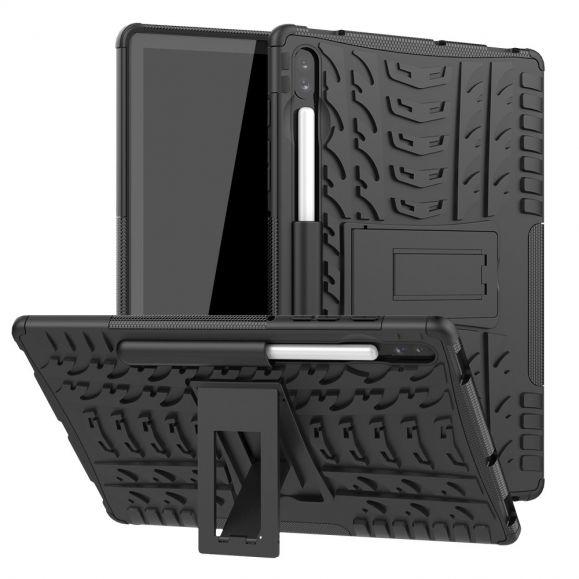 Coque Samsung Galaxy Tab S6 antidérapante avec support intégré