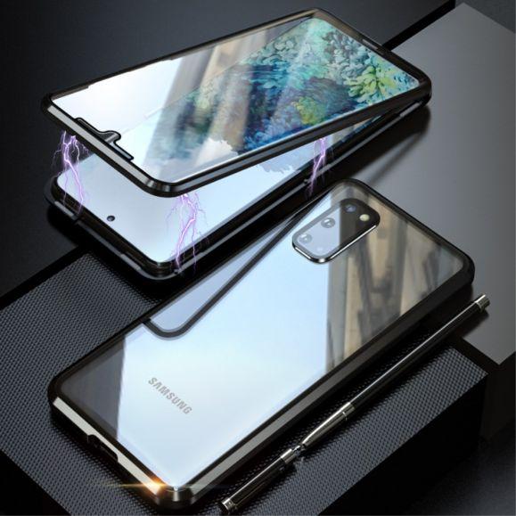 Coque Samsung Galaxy S20 LUPHIE bumper aluminium