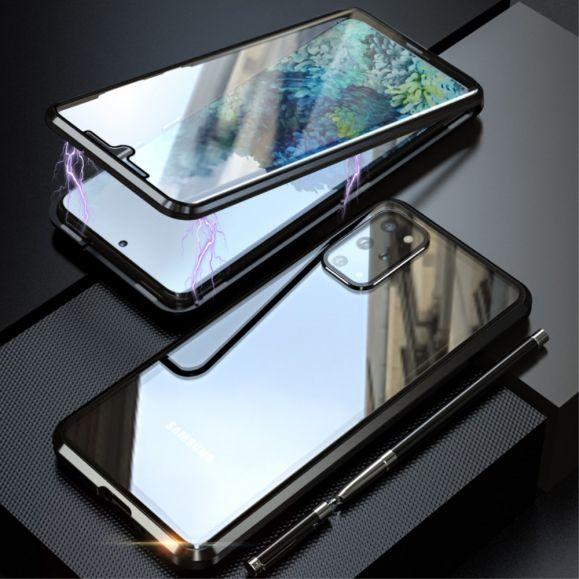 Coque Samsung Galaxy S20 Plus LUPHIE bumper aluminium