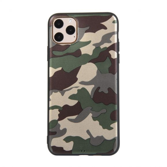 Coque iPhone 11 Pro camouflage militaire