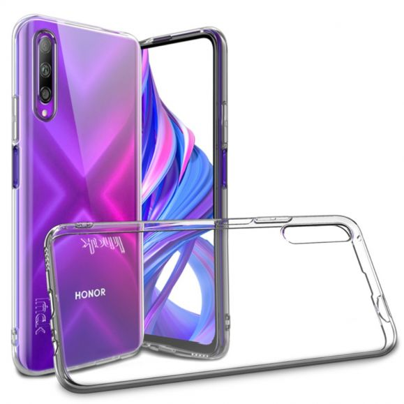 Coque Honor 9X Pro transparente en Gel