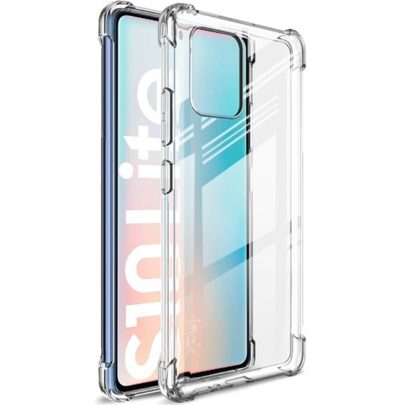 Coque Samsung Galaxy S10 Lite Class Protect Transparente