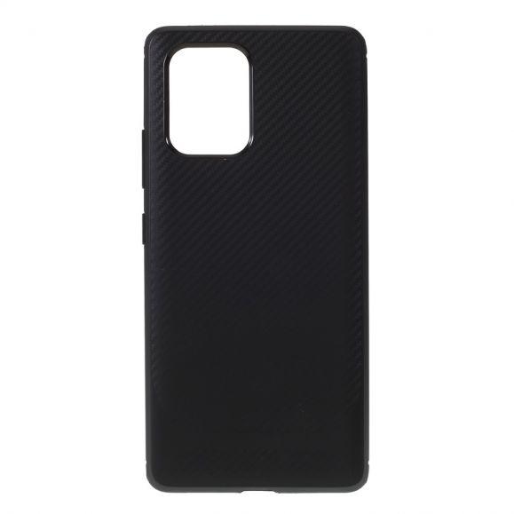 Coque Samsung Galaxy S10 Lite carbone flex