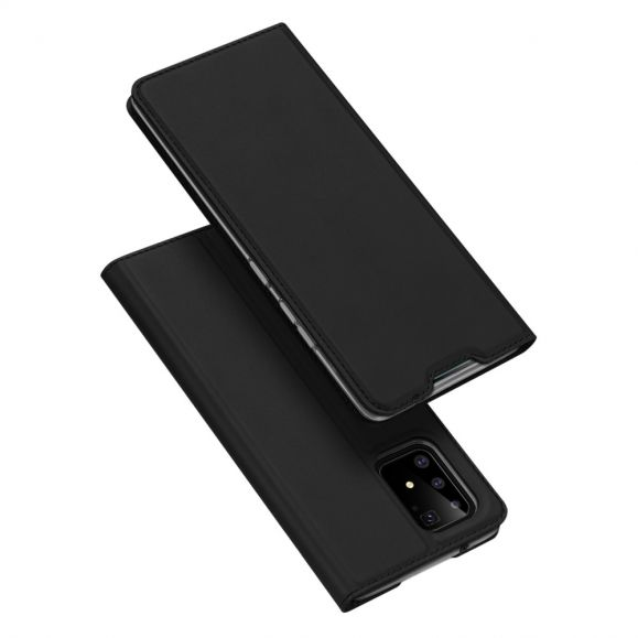 Housse Samsung Galaxy S10 Lite Revêtement Satiné
