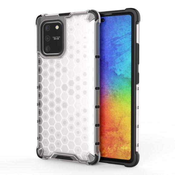 Coque Samsung Galaxy S10 Lite Nid d'Abeille