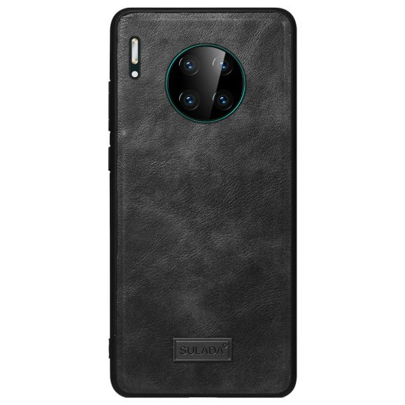 Coque Huawei Mate 30 Pro SULADA Effet Cuir