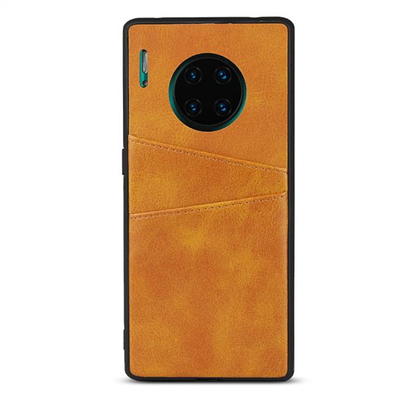 Coque Huawei Mate 30 Pro Effet Cuir Porte Cartes
