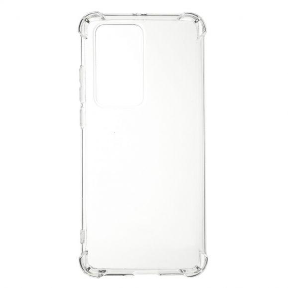 Coque Huawei P40 Pro transparente angles renforcés