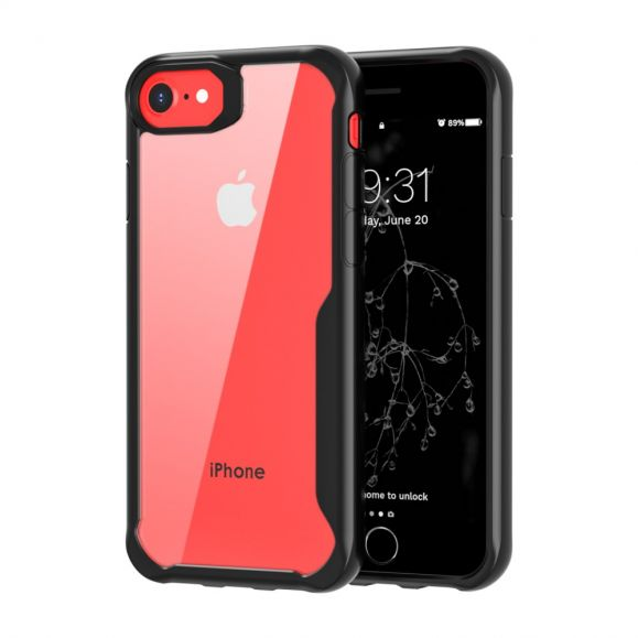 Coque iPhone SE 2 / 8 / 7 Bumper Transparent