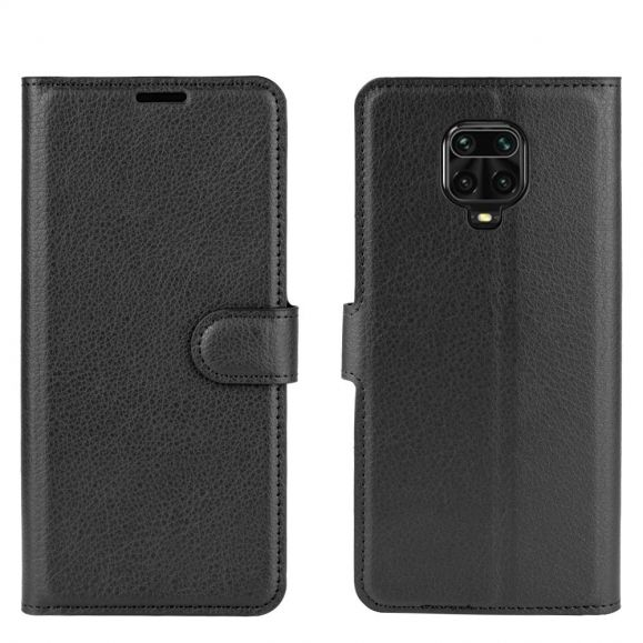 Housse Xiaomi Redmi Note 9 Pro / Note 9S portefeuille style cuir