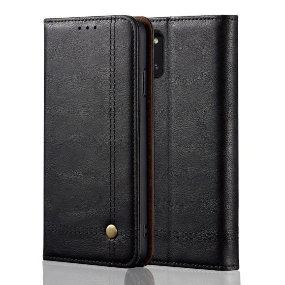 Étui Samsung Galaxy Note 10 Lite Célestre Smart Rétro