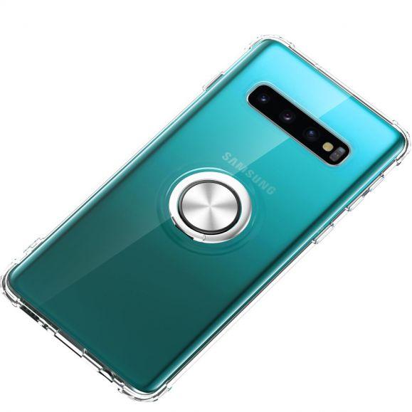 Coque Samsung Galaxy S10 Plus Transparente Ring