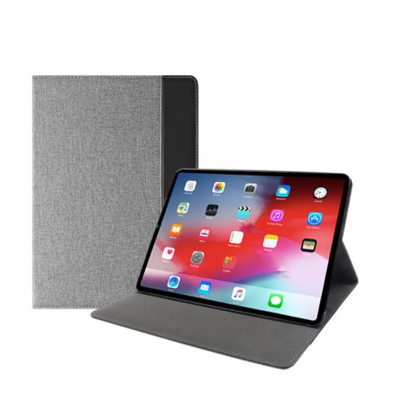 Housse iPad Pro 12.9 (2020) MUTURAL Bicolore