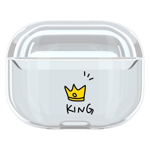 Coque AirPods Pro Transparente King